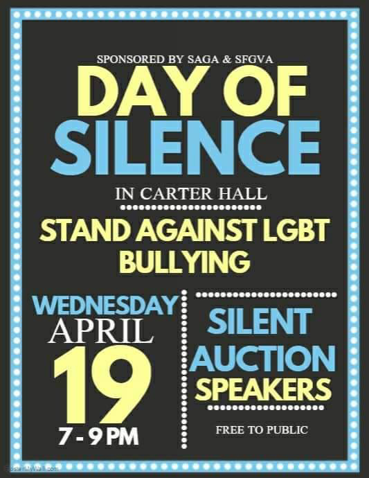 Day of Silence - Youth Bullying
